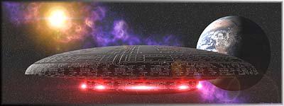 UFO mothership