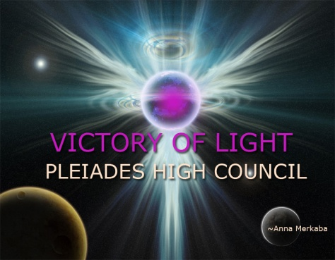 Victory of Light, August 25, 2013